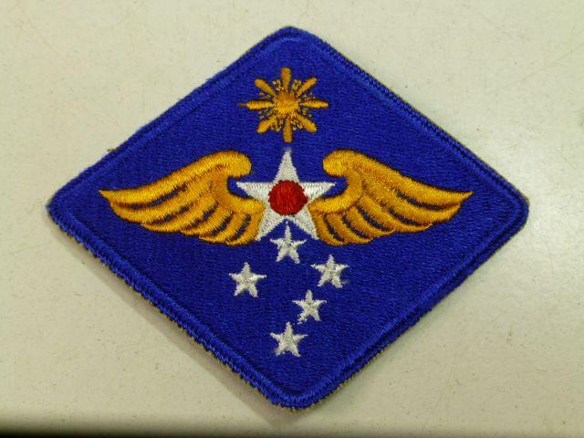 26 WW2 USAAF Far East TO Cloth Badge