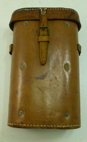 WW2 SOE Tabby Infra-Red Monocular Leather Case
