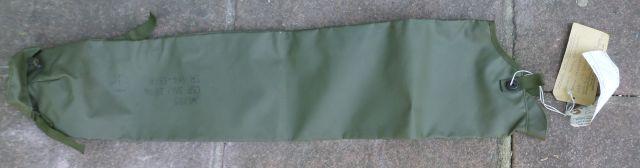 British Army Manufacturers Sample 30mm Gun Cover