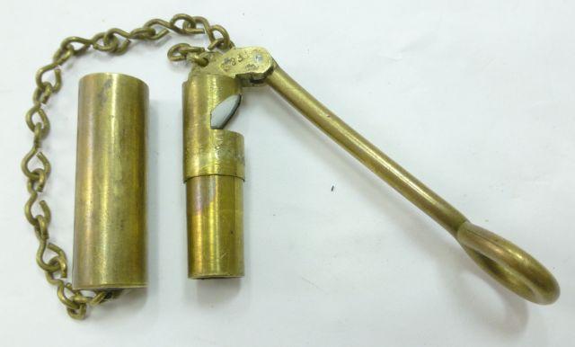 WW1 WW2 British Army Rifle Bore Inspection Scope