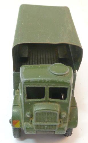 1950s Dinky Toys Army Wagon No 623