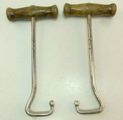 WW1 WW2 British Officers Private Purchase Boot Pulls