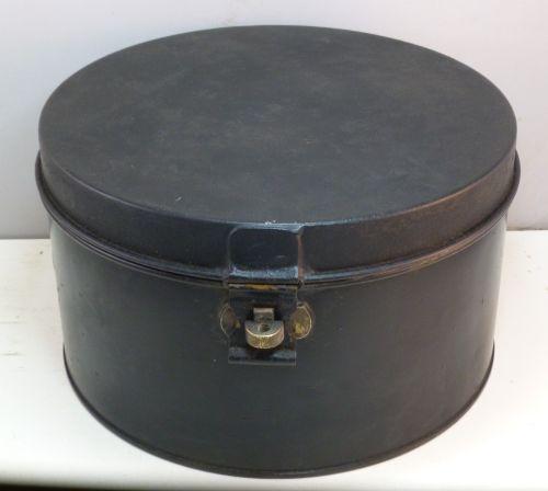 Original WW1 Royal Navy Ratings Cap Box 1915