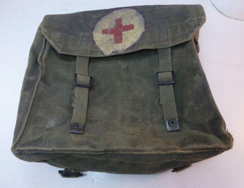 Post WW2 British Army Medics Small Pack 1954