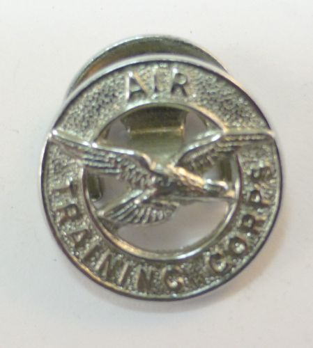 Small WW2 ATC Lapel Badge by Gaunt