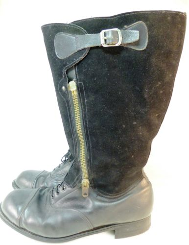Excellent WW2 RAF 1943 Pattern Escape Boots
