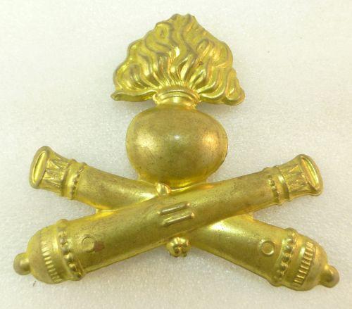 17 Original WW2 Italian Artillery Cap Badge