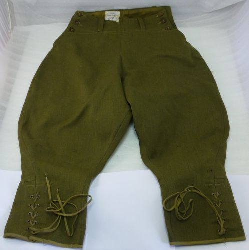 Original WW2 Woman's Land Army Breeches 1943