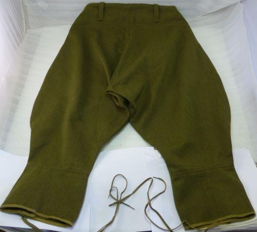 Original WW2 Woman's Land Army Breeches 1943