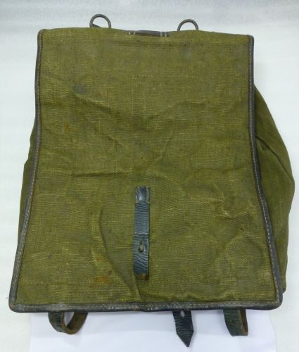 WW2 German Army SS Marked Tournister Back Pack