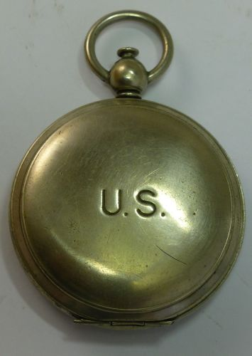 WW1 WW2 US Army Fob Compass