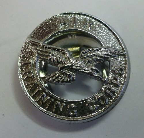 11 WW2 Air Training Corps Lapel Badge