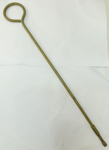 Original WW2 Thomson SMG All Brass Cleaning Rod