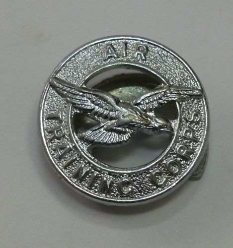 WW2 Air Training Corps Lapel Badge
