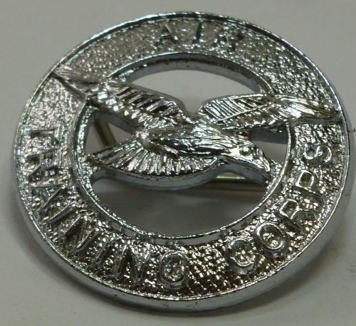WW2 Air Training Corps Pin on Badge