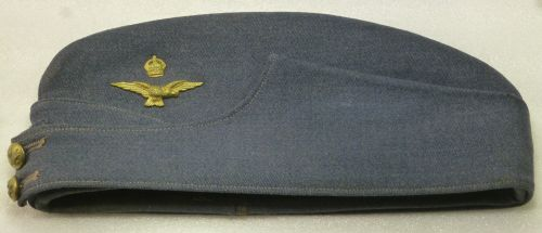 Excellent WW2 RAF Officers Private Purchase FS Cap