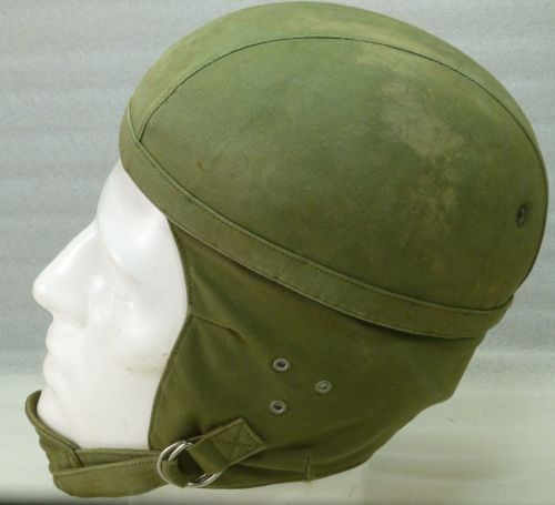 Vintage 1950s French Military Para Helmet