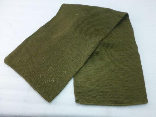 WW2 British Commando Cap Comforter JW&S Ltd 1943