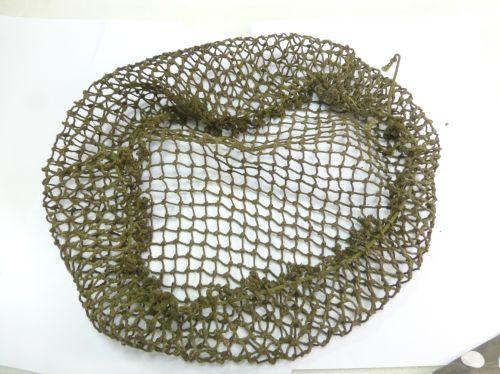 WW2 British Made Army Issue Helmet Net