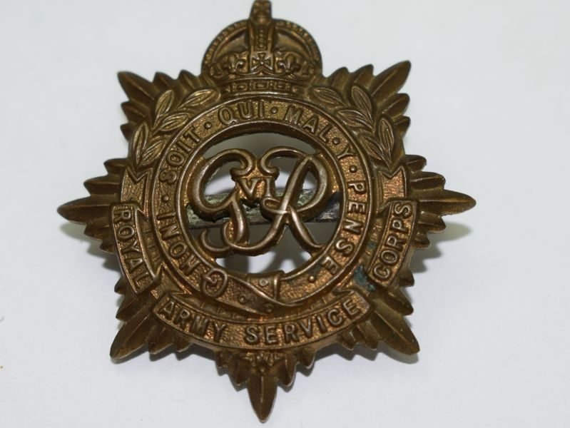 WW2 RASC Brooch