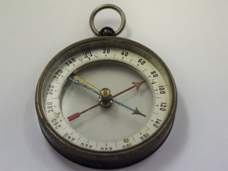 Vintage WW1 French Pocket Compass