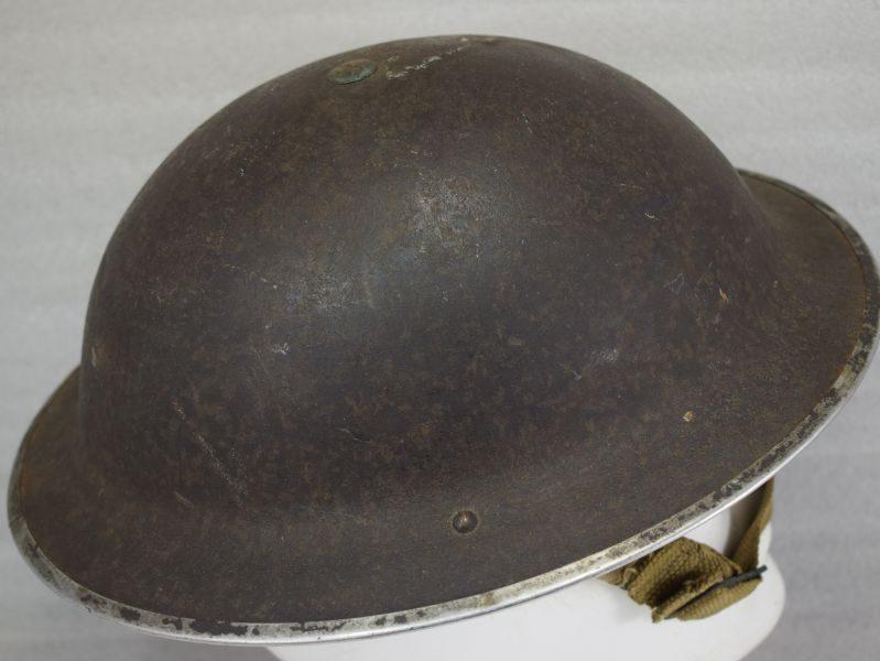 WW2 British Helmet