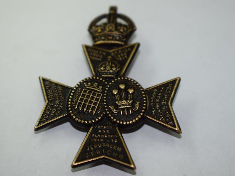 16th London Queens Westminster Civil Service Rifles