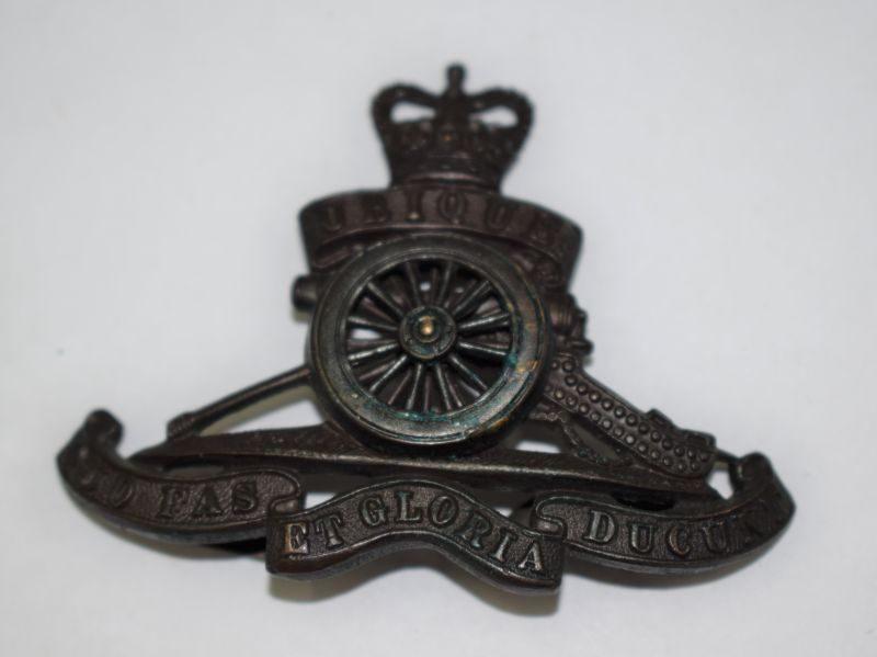RA Cap Badge QC