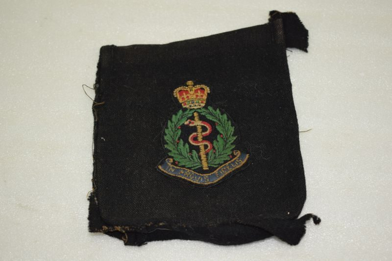 Royal Army Medical Corps Blazer Badge