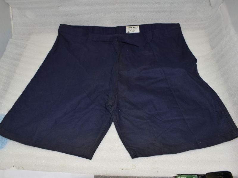 Original WW2 British Military PT Shorts Dated 1942