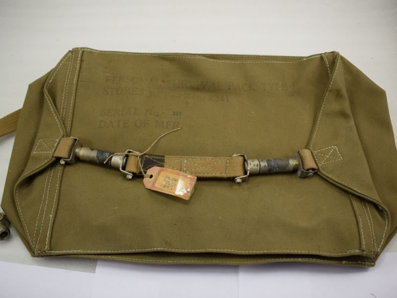 1950s RAF Personal Survival Pack Type L, 27C/2241