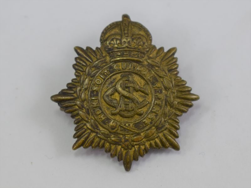 WW1 British Army Service Corps ASC Sweetheart Brooch