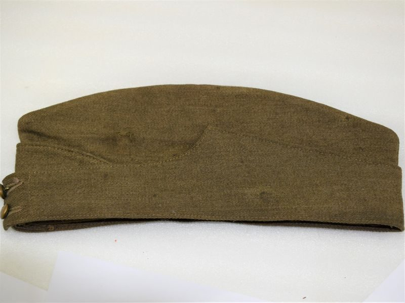 WW2 British Army Issue Field Service Cap dated 1940