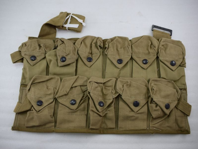 Mint Un-issued WW1 US Army 11 Pocket Grenade Vest 1918