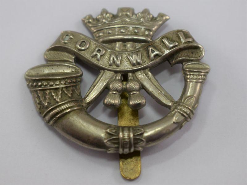 WW1 WW2 Duke of Cornwall's Light Infantry