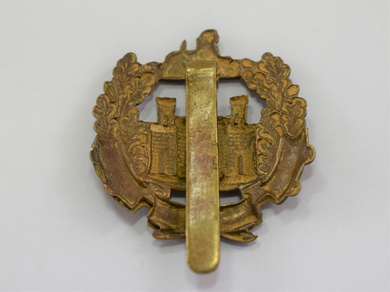 WW1 WW2 The Essex Regiment Cap Badge
