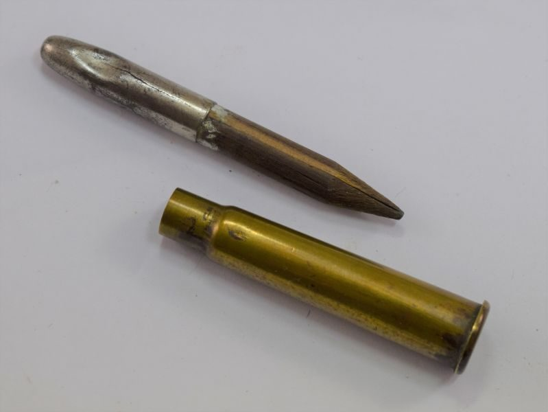 Interesting WW1 British Bullet Pencil Dated 1909