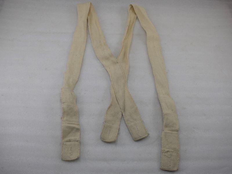 Unusual WW2 British Military Economy? Trouser Braces