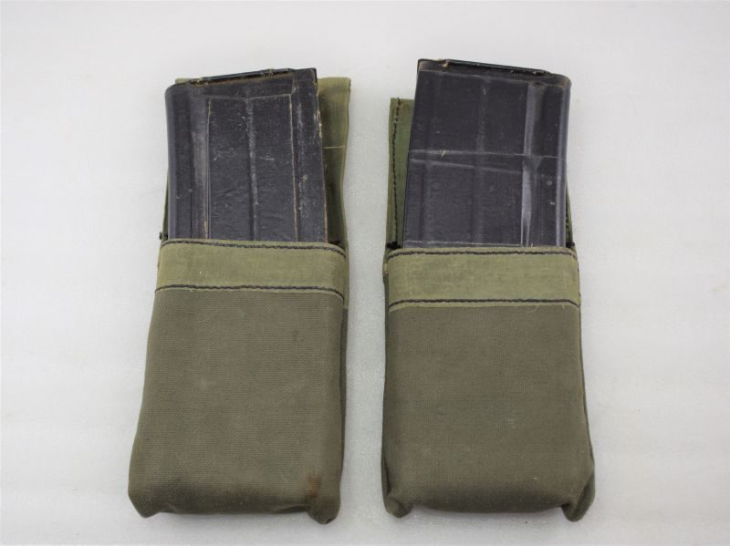 Original Post WW2 Special Forces Open Mag Carriers & 7.62 Bren Mags?
