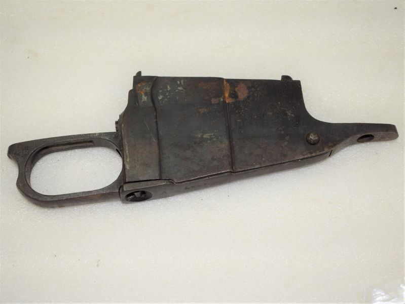 WW2 Russian Mossin Nagant Trigger Guard & Magazine with Spring