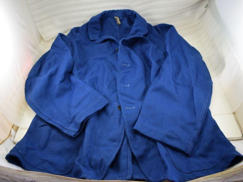 Original WW2 British Army Size 6 Hospital Blues Jacket Dated 1940