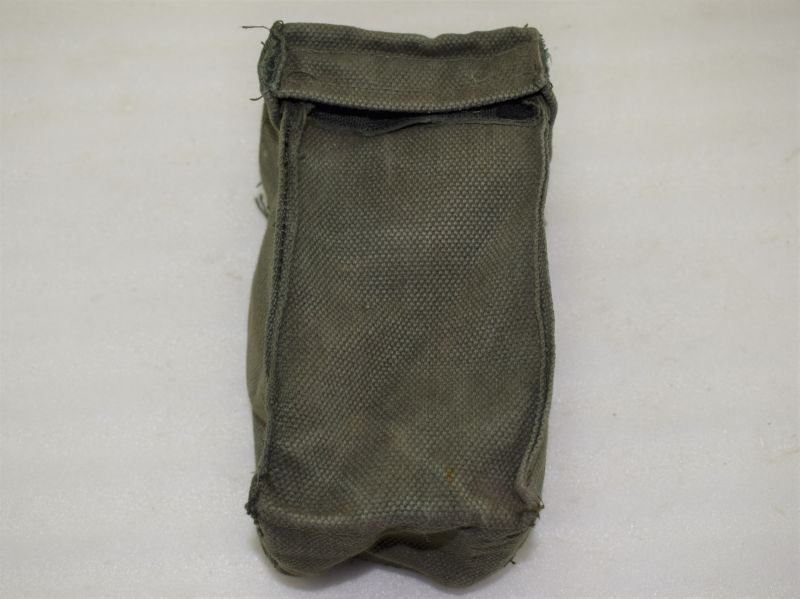 Unidentified British Special Forces SAS Webbing Pouch, Water Bottle?