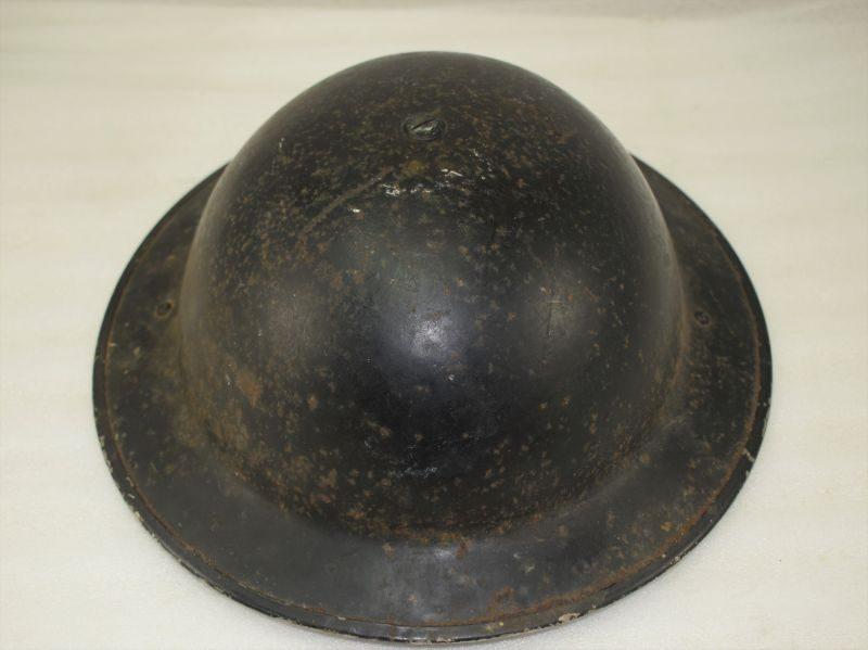 WW2 British Home Front Steel Helmet & Liner 1939