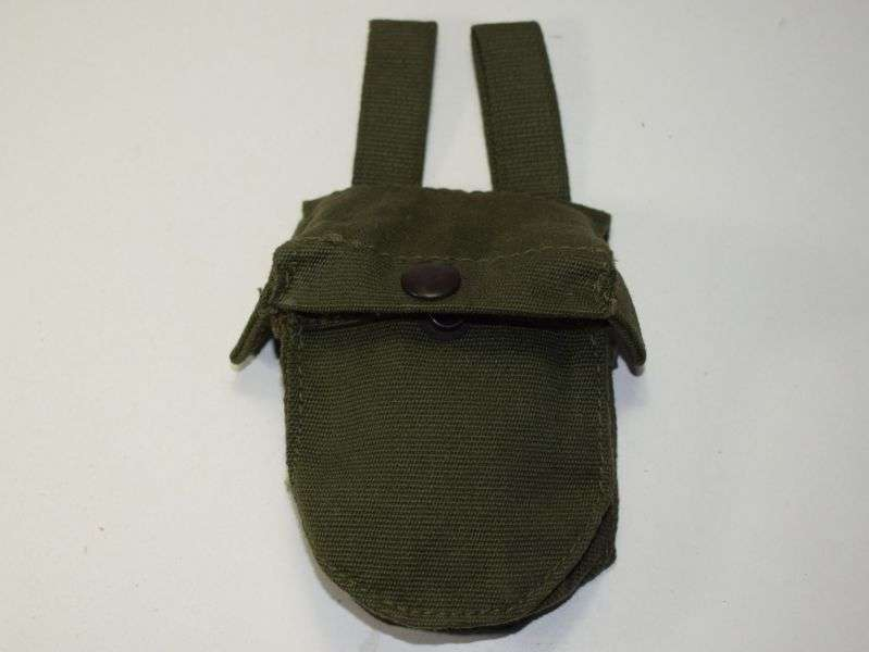 93) Mint British Military Special Forces Altimeter Case 58 Pattern Webbing Dated 1987