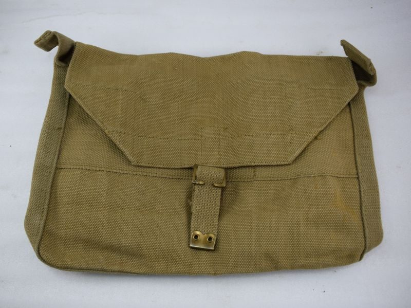 Mint Unissued British Army Officers 1937 Pattern Web Haversack MECo 1943