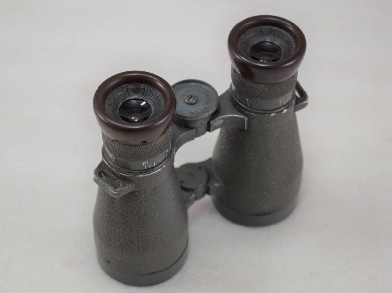 Excellent WW1 German Fernglas 08 G.P.Goerz Dienstglas 1917