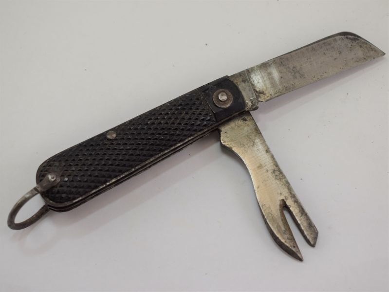 Very Nice WW2 British Army Issue Jack Knife Wilson, Sheffield 1942.