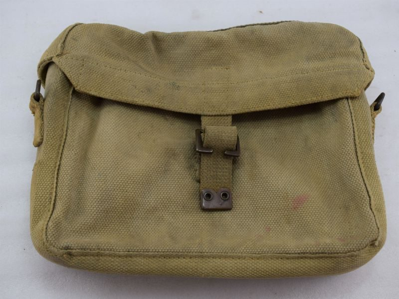 WW2 British Army Satchel Signals MW&S Ltd 1942