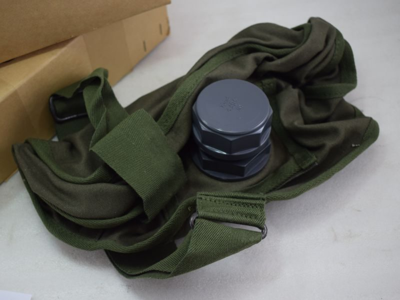 Totally Mint Boxed Unissued British Army Large Water Carrying Bag 1985