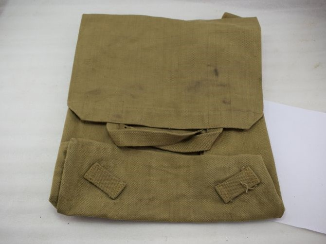 WW2 British Army Issue Large Pack Marked CSC 1942